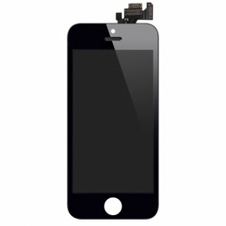 Inlocuire LCD + Panou Touch APPLE iPhone 5S (Negru)