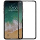 Folie de Sticla 9D Full Glue APPLE iPhone X / XS (Negru) Smart Glass