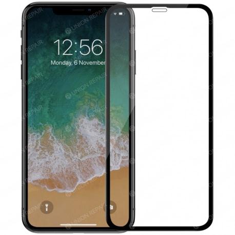Folie de Sticla 9D Full Glue APPLE iPhone XS Max (Negru) Smart Glass