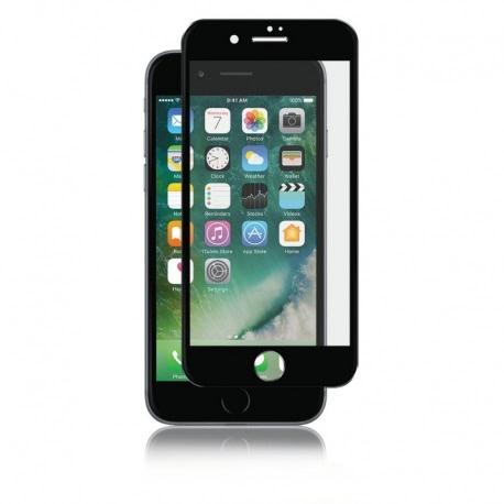 Folie de Sticla 9D Full Glue APPLE iPhone 7 / 8 (Negru) Smart Glass