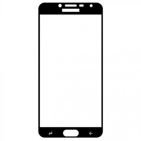 Folie de Sticla 9D Full Glue SAMSUNG Galaxy J4 2018 (Negru) Smart Glass