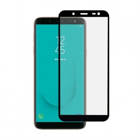 Folie de Sticla 9D Full Glue SAMSUNG Galaxy J6 2018 (Negru) Smart Glass