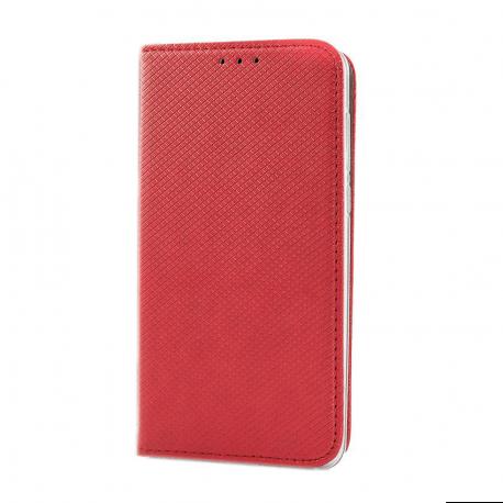 Husa XIAOMI RedMi Note 6 Pro - Smart Magnet (Rosu)