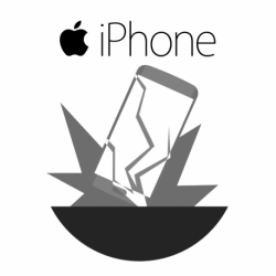Inlocuire Sticla APPLE iPhone 6S Plus