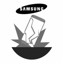 Inlocuire Sticla SAMSUNG Galaxy A3 2017 - A320
