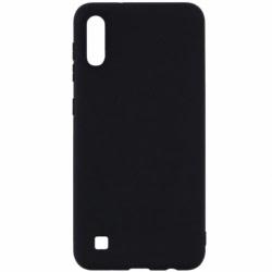 Husa SAMSUNG Galaxy A10 - Ultra Slim Mat (Negru)