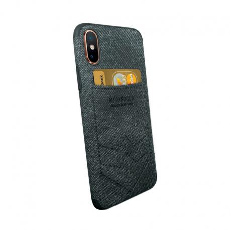 Husa SAMSUNG Galaxy M20 - Focus Pocket (Negru)