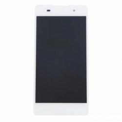 Display LCD + Touchscreen SONY Xperia E5 (Alb)