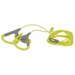 Casti Audio cu Microfon (Gri/Verde) ACURA CU-1300