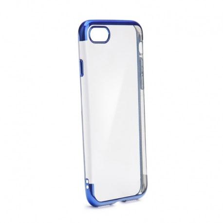 Husa APPLE iPhone 5\5S\SE - Plating Soft (Albastru)