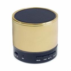 Boxa Portabila Bluetooth (Auriu) BL-S10