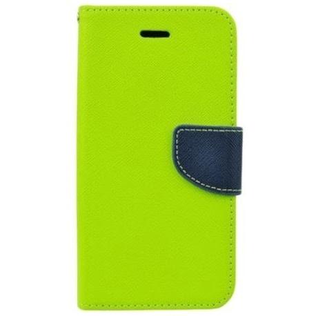 Husa HUAWEI P30 Lite - Fancy Book (Verde)