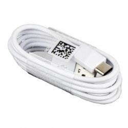 Cablu Original SAMSUNG - TIP C (Alb) EP-DG970BWE BULK