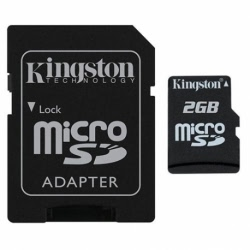 Card KINGSTON MicroSD 2GB