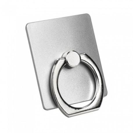 Suport tip Inel pentru Telefon (Argintiu) RING