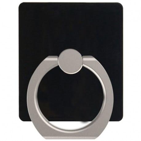 Suport tip Inel Metalic pentru Telefon (Negru)