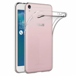 Husa ASUS ZenFone Live (L1) ZA550KL - Silicon TPU (Transparent)