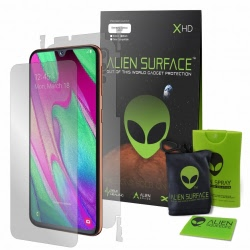 Folie de Protectie Full Body SAMSUNG Galaxy A40 Alien Surface