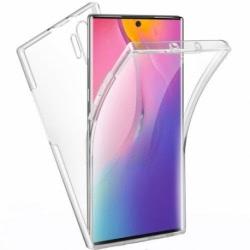 Husa SAMSUNG Galaxy Note 10 Plus - 360 Grade (Fata Silicon/Spate Plastic)