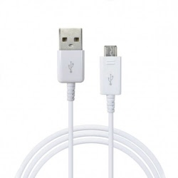 Cablu Original SAMSUNG - MicroUSB (Alb) EP-DG925UWE Blister