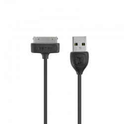 Cablu Date & Incarcare APPLE iPhone 4 (30 Pini) (Negru) RC-050I REMAX