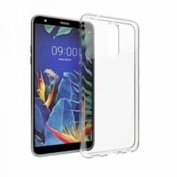 Husa LG K40 - Ultra Slim (Transparent)