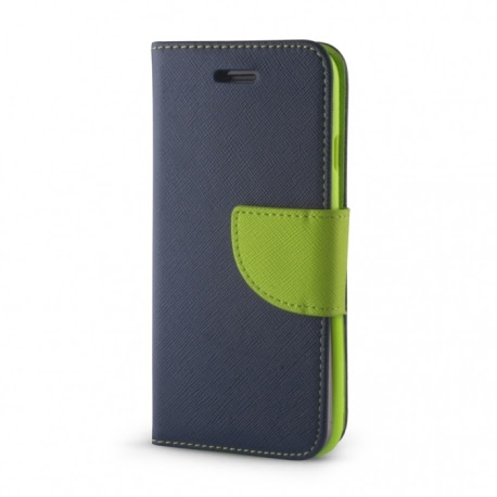 Husa LG X Screen - Fancy Book (Bleumarin)