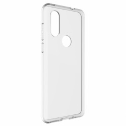 Husa MOTOROLA One Vision - Ultra Slim 1mm (Transparent)