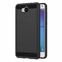 Husa HUAWEI Y5 2017 \ Y6 2017 - Carbon (Negru) FORCELL