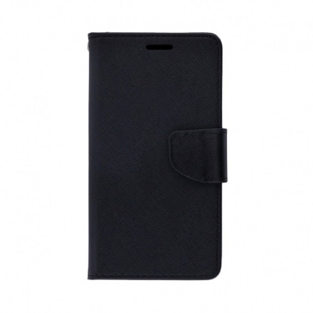 Husa SONY Xperia XZ1 Compact - Fancy Book (Negru)