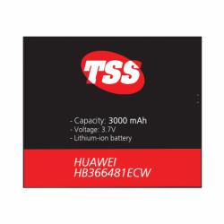Acumulator HUAWEI P9 / P9 Lite / P8 & P9 Lite 2017 (3000 mAh) TSS HB366481ECW