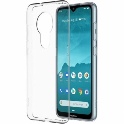 Husa NOKIA 7.2 - Ultra Slim (Transparent)