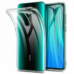 Husa XIAOMI RedMi Note 8 Pro - Ultra Slim (Transparent)