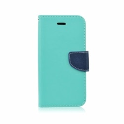 Husa HTC Desire 630 - Leather Fancy TSS, Menta
