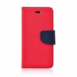 Husa HTC U Ultra - Leather Fancy TSS, Rosu