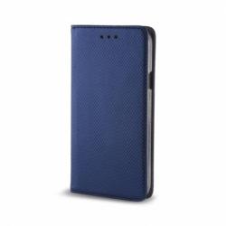 Husa SAMSUNG Galaxy J4 Plus 2018 - Flip Magnet TSS, Bleumarin