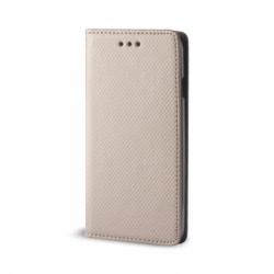 Husa SAMSUNG Galaxy A30 / A20 - Flip Magnet TSS, Auriu