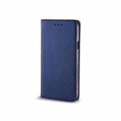 Husa SAMSUNG Galaxy A80 / A90 - Flip Magnet TSS, Bleumarin