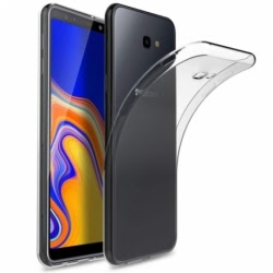 Husa SAMSUNG Galaxy J4 Plus 2018 - Luxury Slim 0.5mm TSS, Transparent