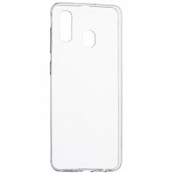 Husa SAMSUNG Galaxy A30 \ A20 - Luxury Slim 0.5mm TSS, Transparent