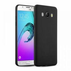 Husa SAMSUNG Galaxy J5 (2016) - Luxury Slim Mat TSS, Negru