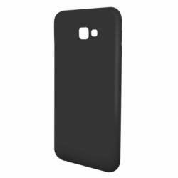 Husa SAMSUNG Galaxy J4 Plus 2018 - Luxury Slim Mat TSS, Negru