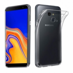 Husa SAMSUNG Galaxy J4 Plus 2018 - Luxury Slim Case TSS, Transparent