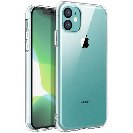 Husa APPLE iPhone 11 Pro - Luxury Slim 1mm TSS, Transparent