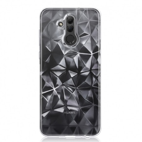 Husa HUAWEI Mate 20 Lite - Luxury Prism TSS, Transparent