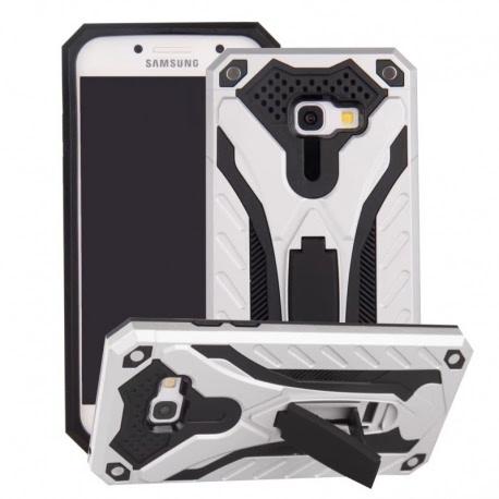 Husa APPLE iPhone 5\5S\SE - Luxury Armor Phantom TSS, Argintiu