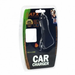 Incarcator Auto 1A SAMSUNG Galaxy Tab 2, Slot USB + Cablu 3M ATX