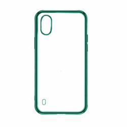 Husa SAMSUNG Galaxy A10 - Plating Soft Mat (Verde)