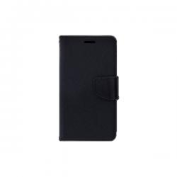 Husa MOTOROLA Moto G7  G7 Plus - Fancy Book (Negru)