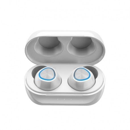Casti Stereo Bluetooth v5.0 (Alb) REMAX TWS-16